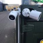 Unique CCTV Install
